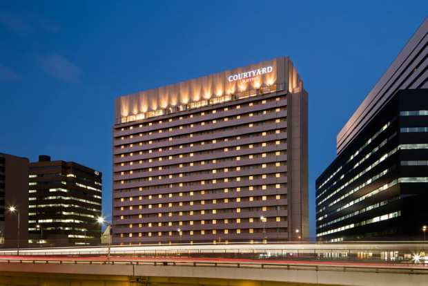 大阪米其林 - Courtyard by Marriott Shin-Osaka Station