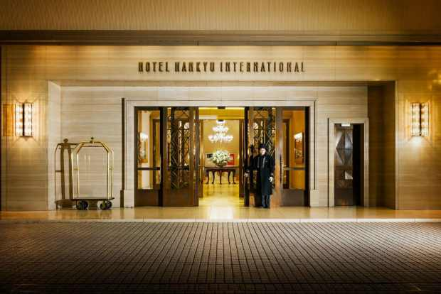 大阪米其林 - Hotel Hankyu International